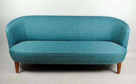 Soffa i turkos