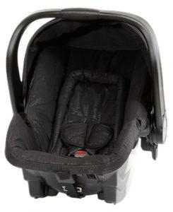 babyskydd i svart